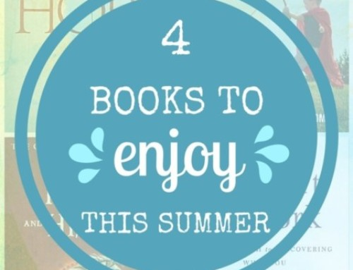 4 Books to Enjoy Reading this Summer