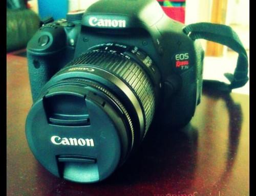 A Big Girl Camera