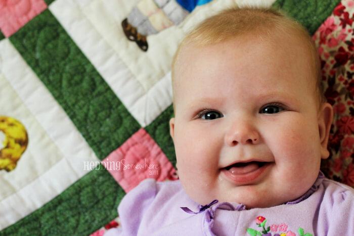 Eva Joy 5 Months 1