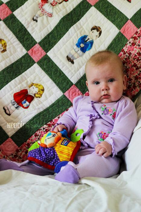 Eva Joy 5 Months 2