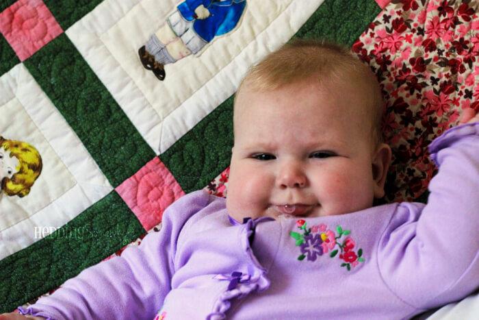 Eva Joy 5 Months 3