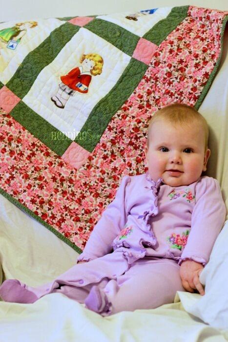 Eva Joy 6 Months