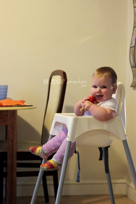 Eva Joy 8 Months 1