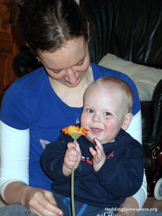 Mummy & Asher