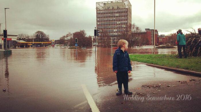 carlisle flood